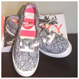 Beautiful Roxy Girls Sneakers!